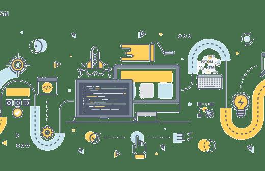 Web development service agency in Orlando
